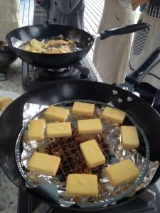 燻製 チーズ コンロ 家庭 キッチン 鍋 ガスコンロ ポテトチップス