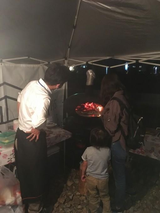 マチカドフェスタ 夜