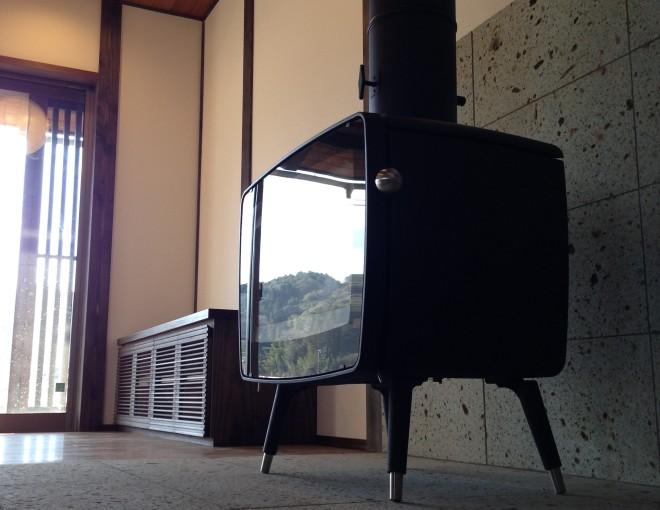 ジャパニーズスタイルにもバッチリ馴染むヴィンテージ50火入れです。