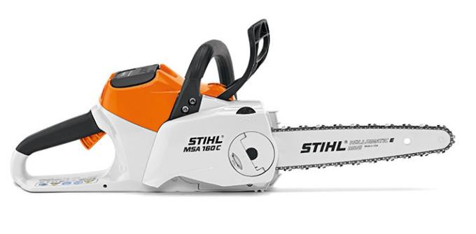 STIHL バッテリーチェンソー MSA 160 C-BQ