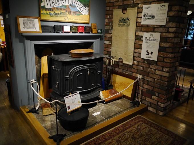 fire side 博物館